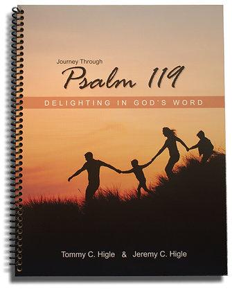Journey Through Psalm 119 - Delighting in God's Word