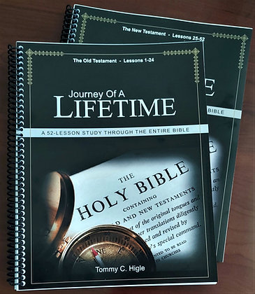 Journey Of A Lifetime - Spiral-bound Two Book Set