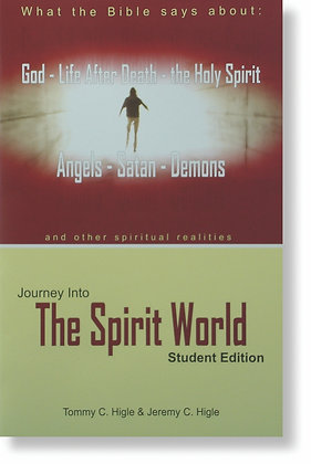 Digital PowerPoint® for Journey Into the Spirit World - Youth ESV®