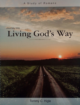 Journey Into Living God's Way (Romans)