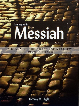 Journey with the Messiah - Part One (Gospel of Matthew)
