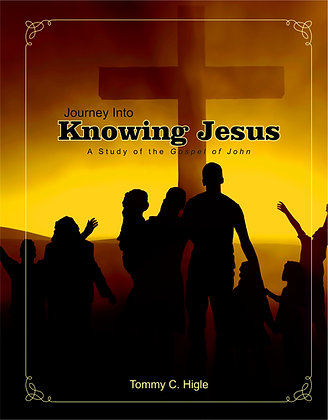 Journey Into Knowing Jesus (Gospel of John)