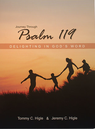 Journey Through Psalm 119 - Delighting in God's Word