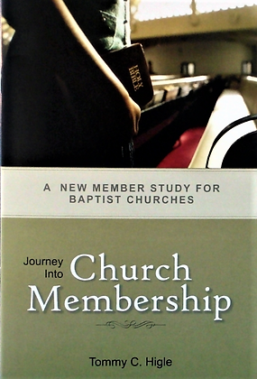 Journey Into Church Membership
