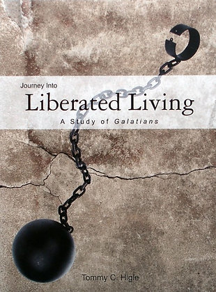 Journey Into Liberated Living (Galatians)