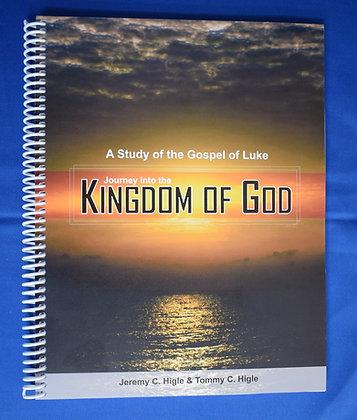 Journey into the Kingdom of God (Gospel of Luke)