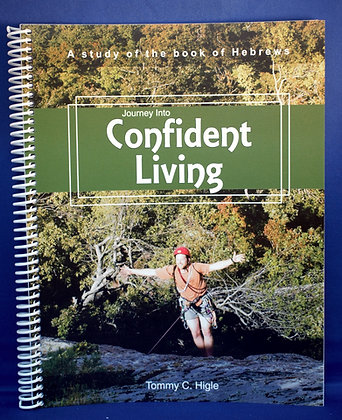 Journey Into Confident Living (Hebrews)