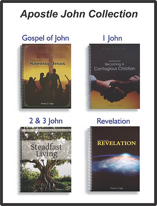Apostle John Study Collection