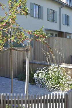 Wohnhäuser in Holzkirchen