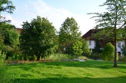 Privatgarten Fünfseenland
