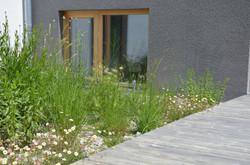 Privatgarten in Seefeld