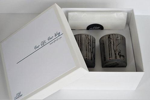 Tealight Holder Gift Set - CDH Design