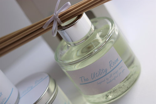 'The Utility Room' Reed Diffuser - CDH Design