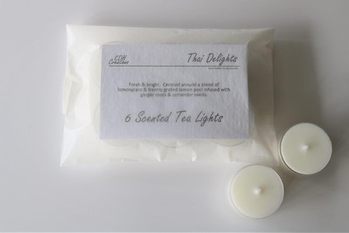 Tealights - Thai Delights