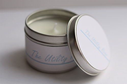 'The Utility Room' Candle Taster Tin - CDH Design