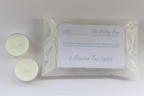 Tealights - The Utility Room