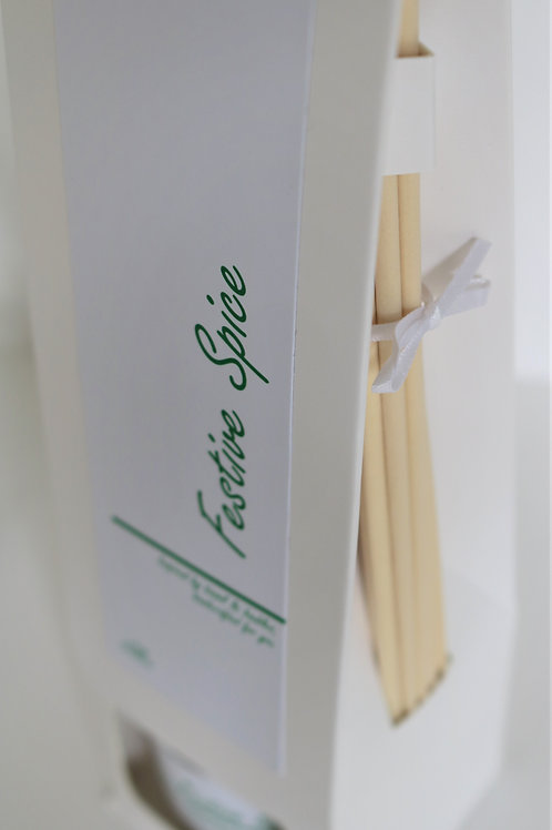 Festive Spice Reed Diffuser - Personalised