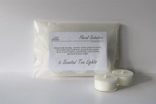 Tealights - Floral Seduction