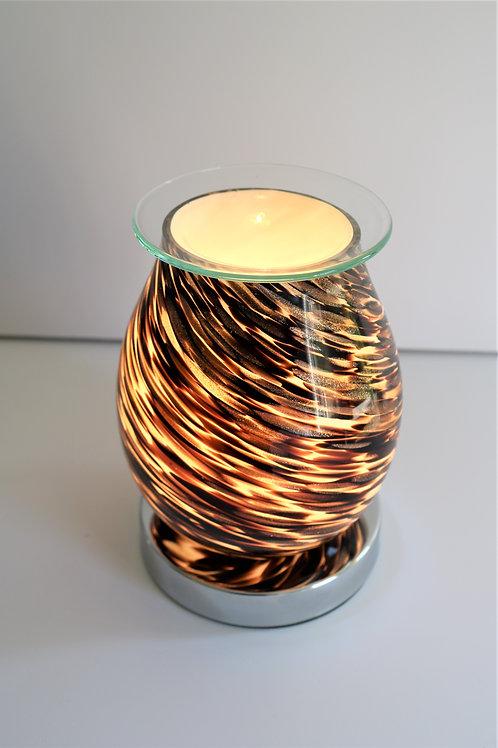 Glitter Storm - Glass Touch Sensitive Aroma Lamp
