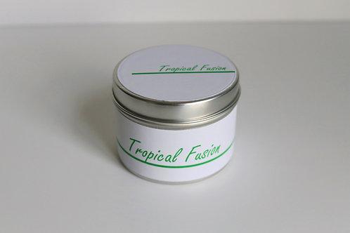 Tropical Fusion Candle Taster Tin - CDH Design