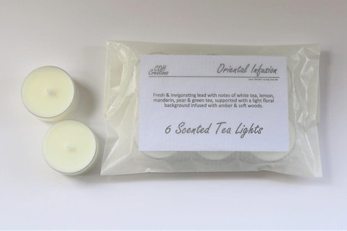 Tealights - Oriental Infusion