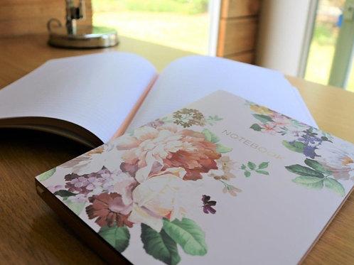 Rose Blush Medium Notebook