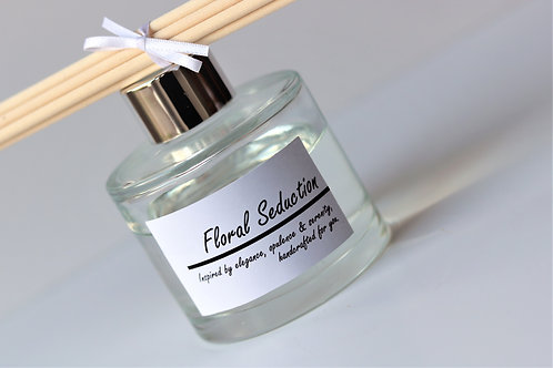 Floral Seduction Reed Diffuser - Personalised