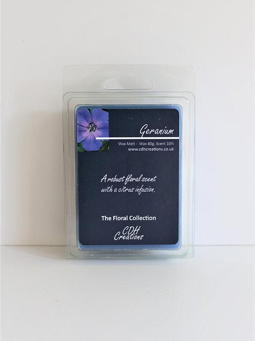 Geranium - Wax Melt