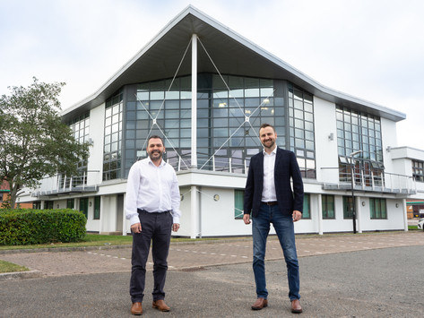 ISG Expands Across North East Business and Innovation Centre