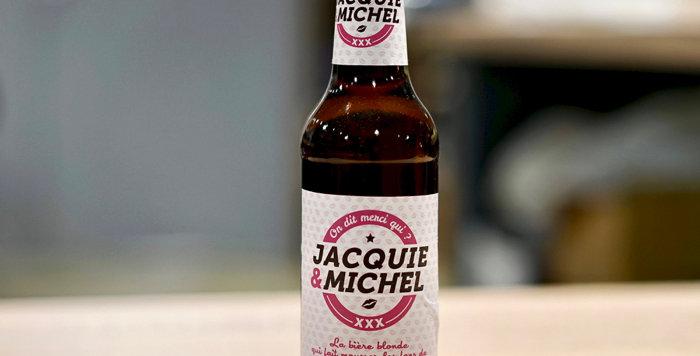 Jaquie & Michel - Blonde - 33cl