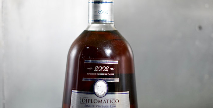 Diplomático Single Vintage 2002 - 70cl