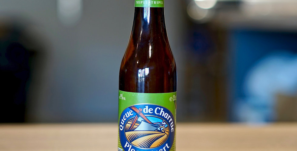 Queue de Charrue Triple - Blonde - 33cl