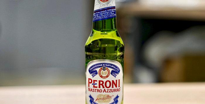 Peroni Nastro Azzurro - Blonde - 33cl