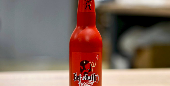 Belzebuth Rouge - Ambrée Fruit Rouge - 33cl