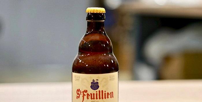 Saint Feuillien Belgian Coast IPA - Blonde - 33cl