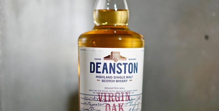 Deanston Virgin Oak - 70cl