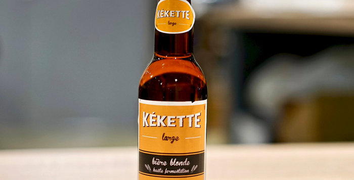 Kékette Large - Blonde - 33cl