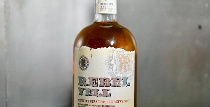 Rebel Yell Kentucky Straight Bourbon - 70cl