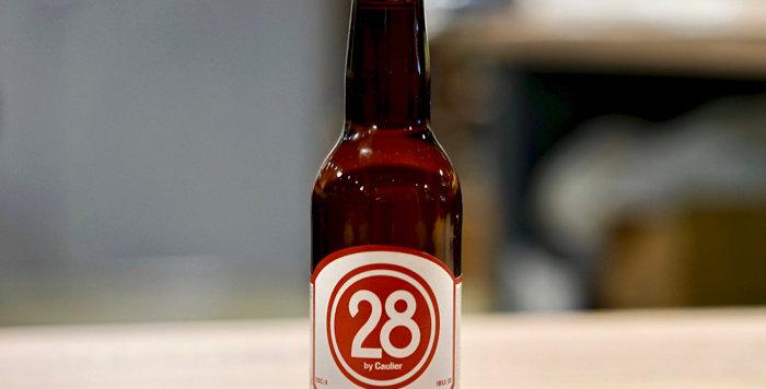 28 Caulier - sans Sucre - Blonde Fruit - 33cl