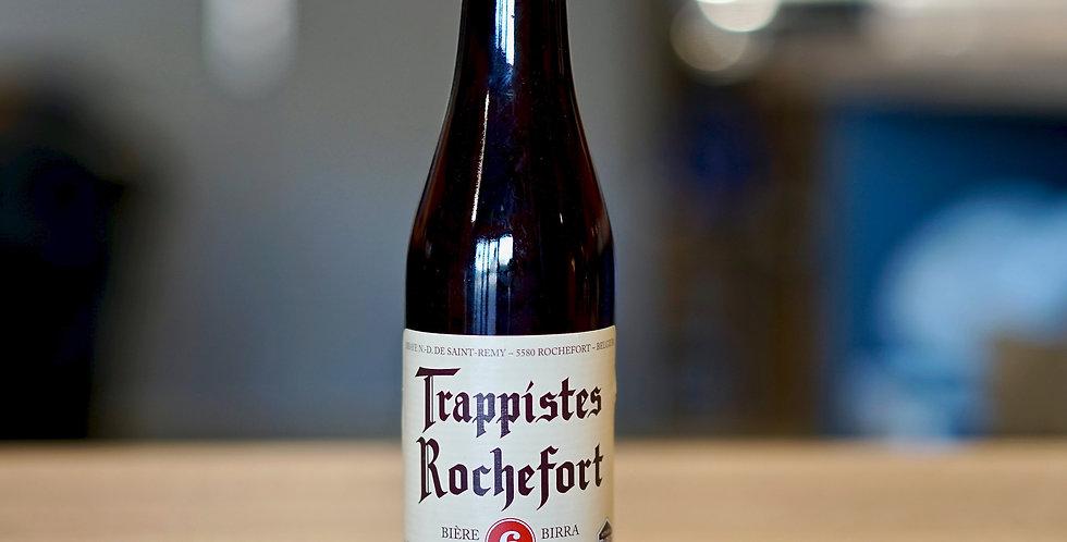 Trappistes Rochefort 6 - Brune - 33cl