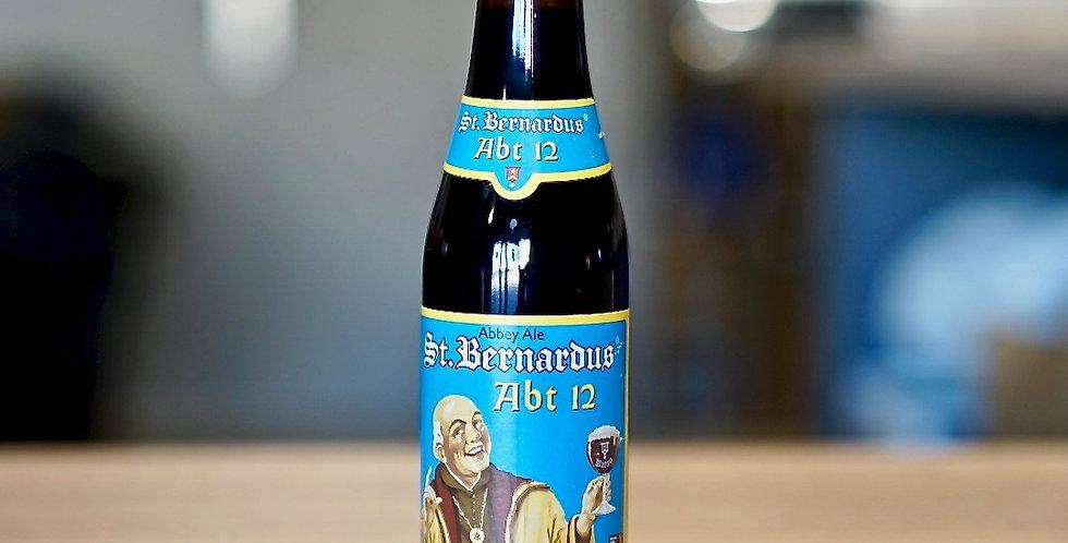 Saint Bernardus Abt - Brune - 33cl