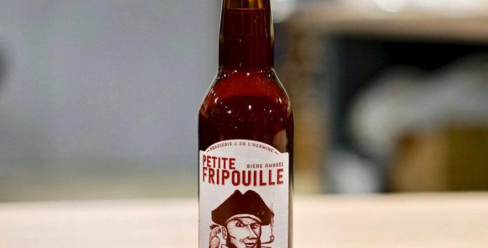 Petite Fripouille - Brasserie de l'Hermine - Ambrée - 33cl