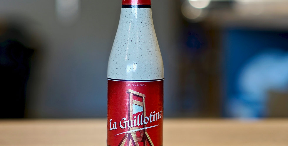 Guillotine - Blonde - 33cl