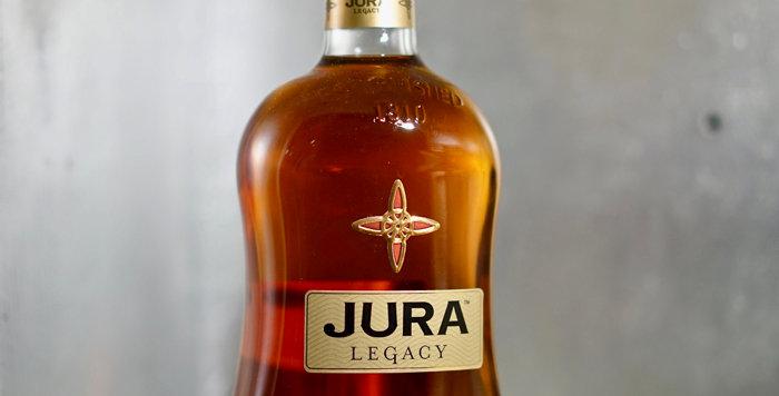 Whisky Jura 10 ans Legacy - 70cl