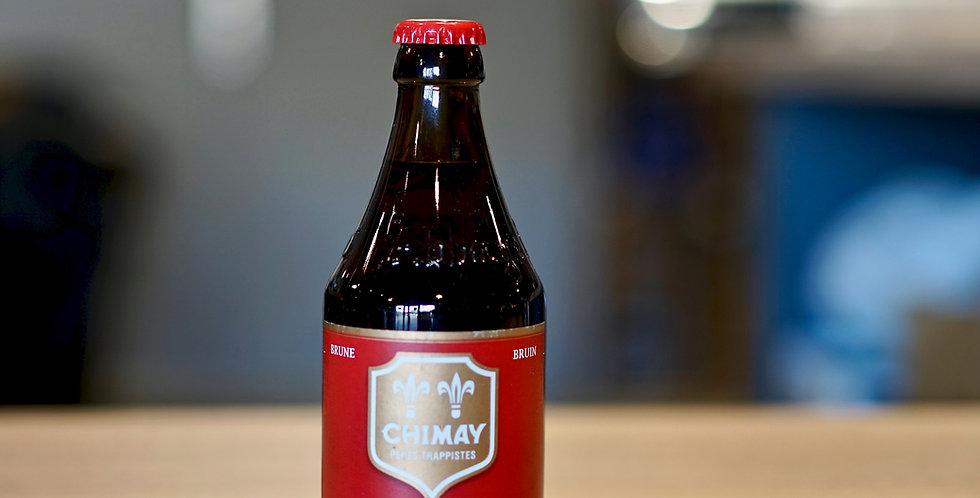 Chimay Rouge - Fruit Rouge Brune - 33cl