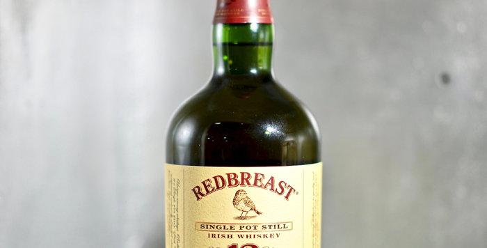 Redbreast 12 ans Single Pot Still - 70cl