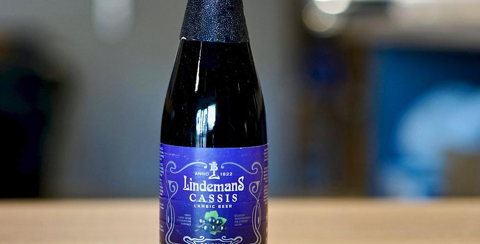 Lindemans Cassis - Blonde Fruit - 33cl