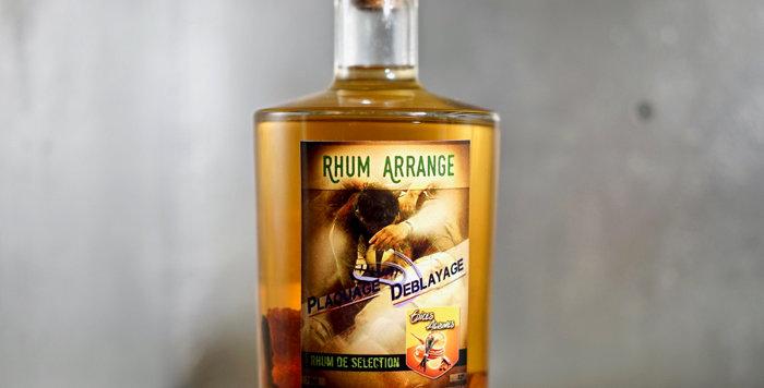Rhum Arrangé Epices Agrumes - 70cl