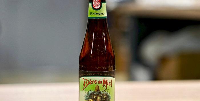Bière de Miel Bio - Blonde - 25cl