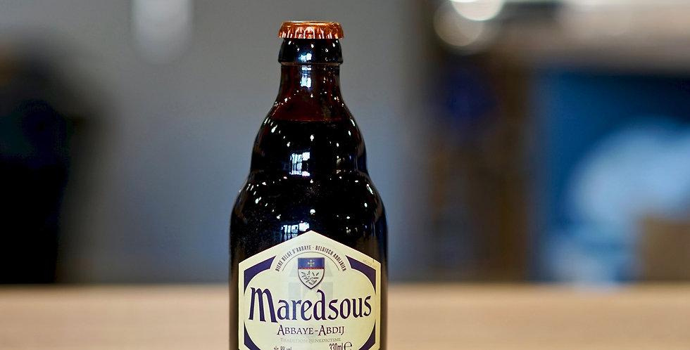 Maredsous 8 - Brune - 33cl